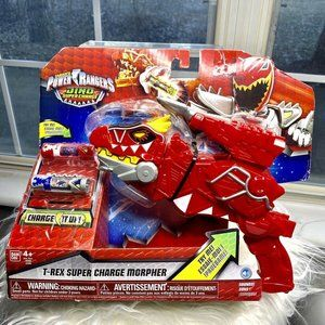 Power Rangers Dino Supercharge T-Rex Electronic So